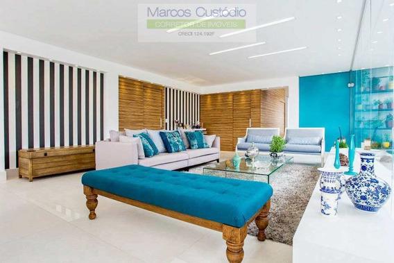 Sobrado De Condomínio Com 5 Dorms, Cerâmica, São Caetano Do Sul - R$ 5.4 Mi, Cod: 1169 - V1169