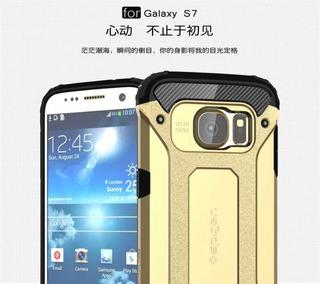 Forro Antigolpe Spigen Original Para Samsung S7 Plus