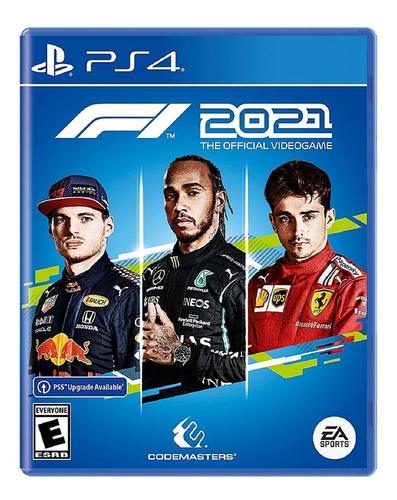 Imagen 1 de 2 de Formula 1 F1 2021 Ps4 Físico Sellado Original Ade Ramos