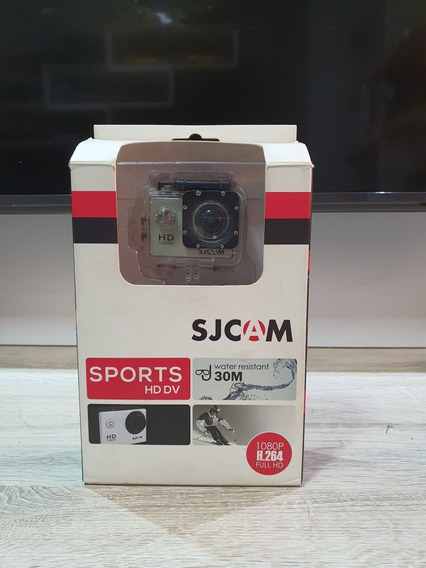 Câmera Esportiva Sjcam Sj4000 Não É Gopro