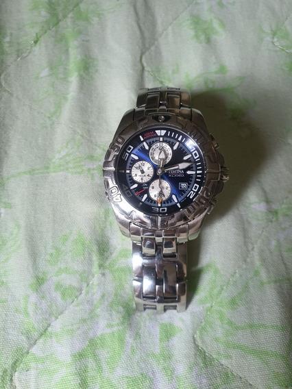 Relógio Festina Fundo Azul