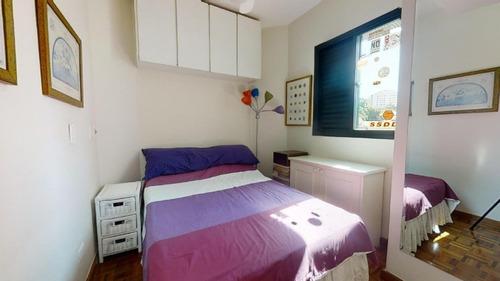 Imagem 1 de 24 de Apartamento À Venda No Bairro Perdizes - São Paulo/sp - O-17364-28469
