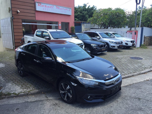 Honda Civic 1.5 Touring Turbo Aut. 2020/okm A Pronta Entrega