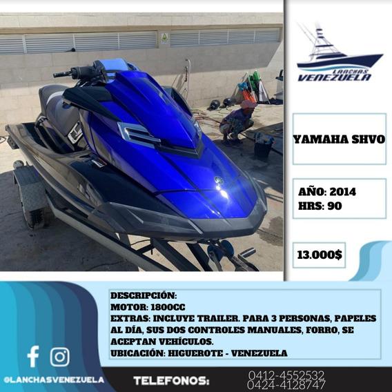 Moto Yamaha Shvo 1800cc Supercharged Lv401