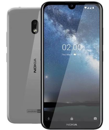 Teléfono Celular Nokia 2.2 5.71 2gb/16gb 13-5mp Android One