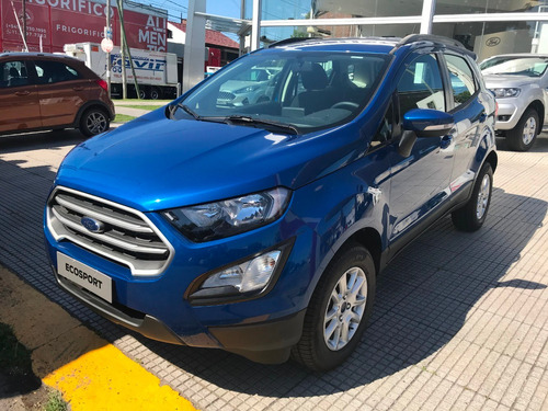 Ford Ecosport 1.5 Se 123cv 4x2 Automática Stock Fisico *