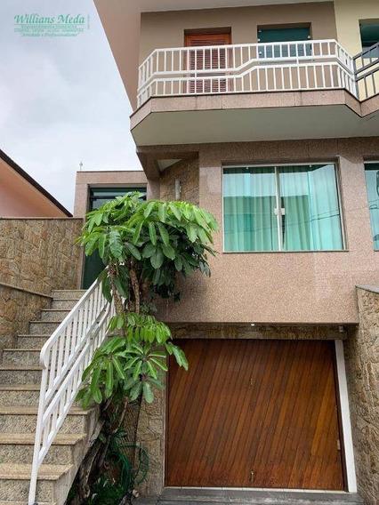 Sobrado Com 3 Dormitórios À Venda, 230 M² Por R$ 1.380.000 - Jardim São Paulo(zona Norte) - São Paulo/sp - So1692
