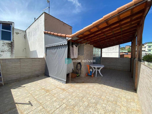 Cobertura Com 2 Dormitórios À Venda, 76 M² Por R$ 250.000,00 - Nova Era - Juiz De Fora/mg - Co0281
