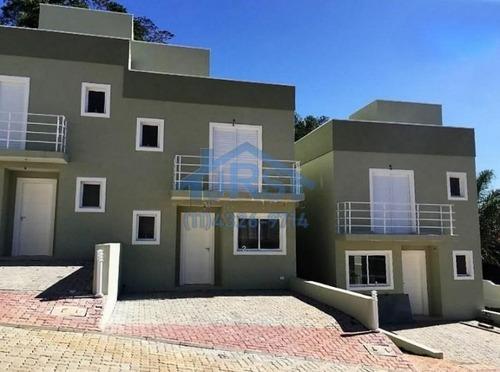 Sobrado Com 3 Dormitórios À Venda, 87 M² Por R$ 365.000 - Parque Dom Henrique - Cotia/sp - So2065