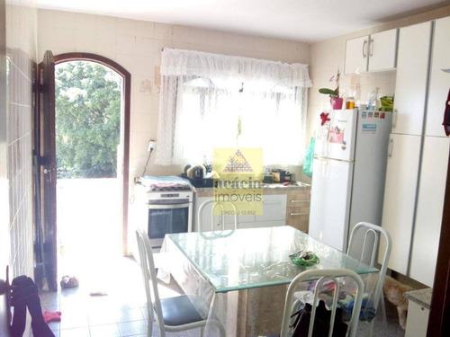 Imagem 1 de 20 de Sobrado À Venda, 90 M² Por R$ 480.000,00 - Jardim Mutinga - São Paulo/sp - So3005