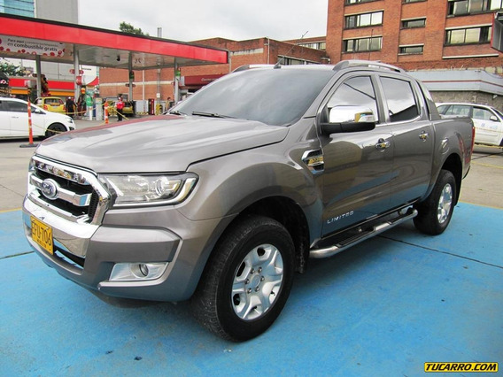 Ford Ranger Limited 4x4 3200cc At Aa