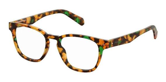 Óculos De Leitura Polaroid Pld 0022/r C9b 5020 Marron/|verde