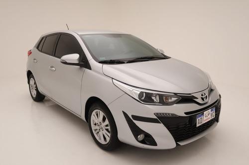 Toyota Yaris Xls Pack Cvt 5p