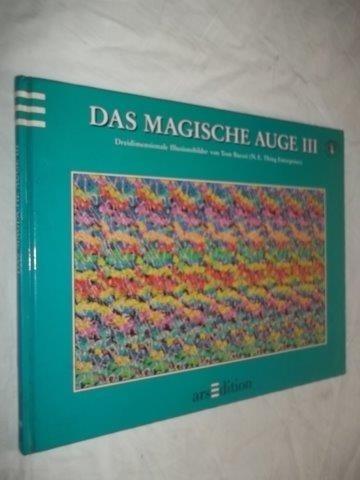 * Livro - Das Magische Aluge Iii - Arte