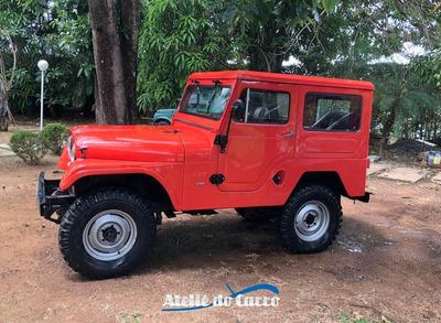 Jeep Ford 1983 Fechado (lata) Raridade 4c 2.3 - Impecável