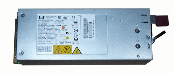 Fonte Hp Dps 800gb A Para Servidor Ml350 370 Dl380 G5 399771