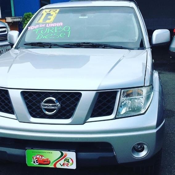 Nissan Frontier Xe 2.5 4x4 Turbo Diesel