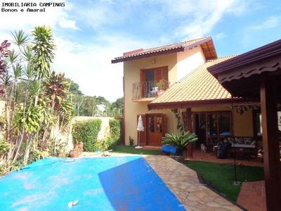 Casa À Venda Em Jardim Das Paineiras - Ca007106