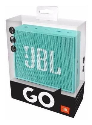 Caixa De Som Portatil Harman Jbl Go Original Bluetooth 1