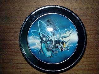 Moneda Conmemorativa Pokemon Black 2