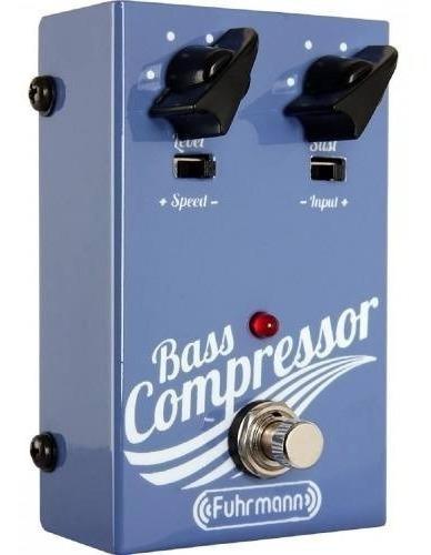 Pedal Fuhrmann Bass Compressor Bc02