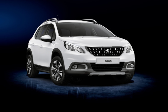 Peugeot 2008allure Pack Motor1.2puretech 2020 Blanco 5p.