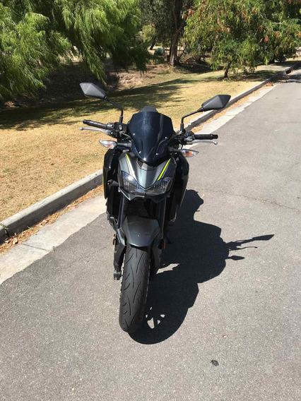 Moto Kawasaki Z900