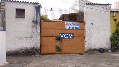 Terreno Residencial À Venda, Vila Mascote, São Paulo - Te0015. - Te0015