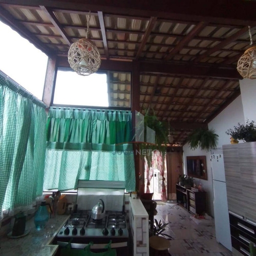 Cobertura Com 2 Dormitórios À Venda, 116 M² Por R$ 530.000 - Vila Nossa Senhora Das Vitórias - Mauá/sp - Co0132
