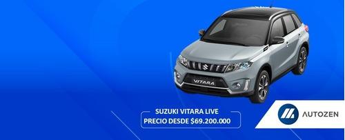 Suzuki Vitara Live Gl Mecanica Modelo 2022