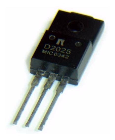 Transistor D2025