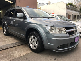 Dodge Journey Sxt 2.4 At 2filas Full