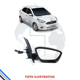 Retrovisor Externo Direito Ford Ka 2015-2015 - Original/ford