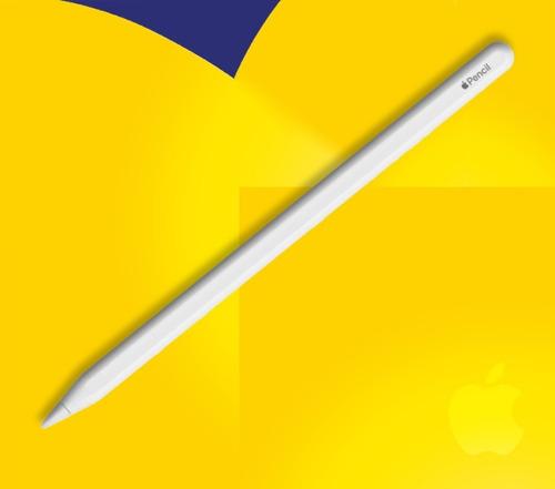 Imagen 1 de 1 de Apple Pencil 2da Generación Para iPad, Nuevo Y Sellado