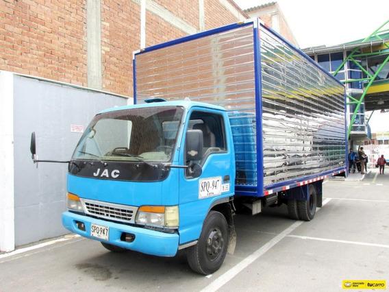 Jac 1061 Camión Furgón