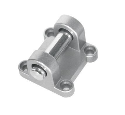 Fixação Traseira Femea Para Cilindro Pneumático Iso 6431 Ø50