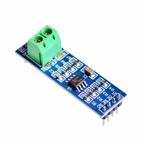 10x Módulo Conversor Ttl Para Rs485 Arduino!!! Max485 - Nota