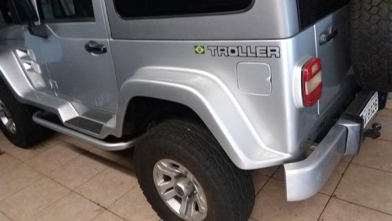 Troller T4 Tgv 3.2 2013 68000km Original Não É De Trilha Asx