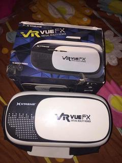 Lentes Realidad Virtual 360
