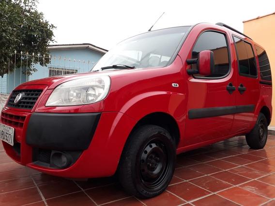Fiat Doblo 1.8 16v Essence Flex 5p E-tork