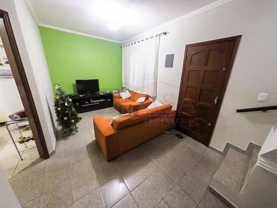 Sobrado Com 2 Dormitórios À Venda, 68 M² Por R$ 320.000 - Parque Savoi City - São Paulo/sp - So2881