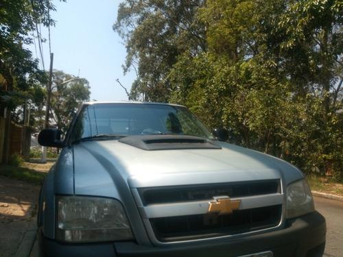 Chevrolet S10 2009 2.8 Colina Cab. Dupla 4x4 4p