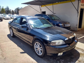 Lincoln Ls Sedan Piel At 2000