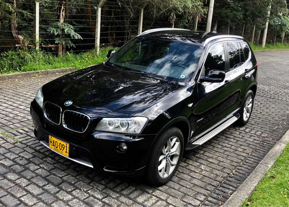 Bmw X3 F25 Executive / 2.0i Xdrive 4x4 / Biturbo Gasolina