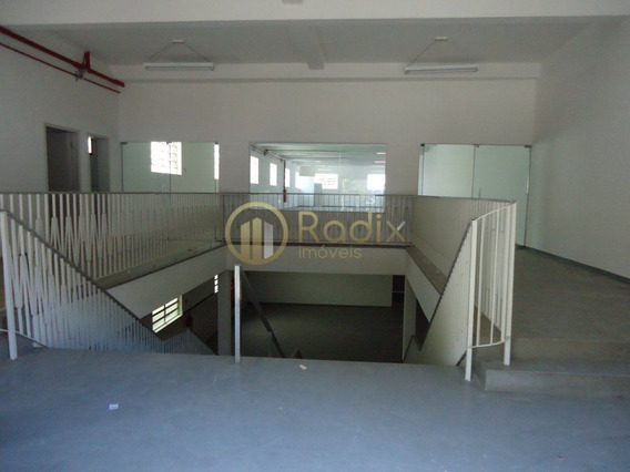 Prédio Comercial No Centro De Registro - Sp - Rx9477