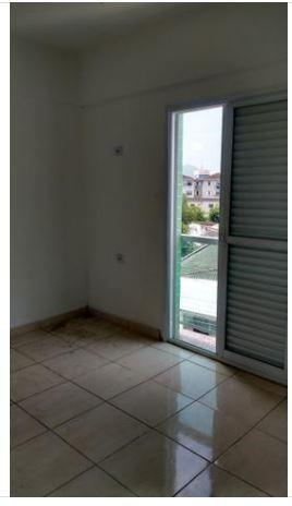 Apartamento Em Parque São Vicente, São Vicente/sp De 60m² 2 Quartos À Venda Por R$ 229.000,00 - Ap609095