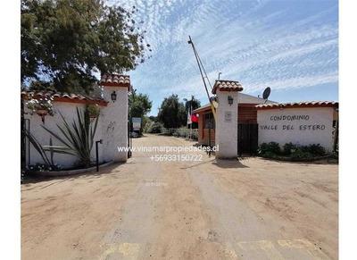 Valle Del Estero Www.vinamarpropiedades.cl