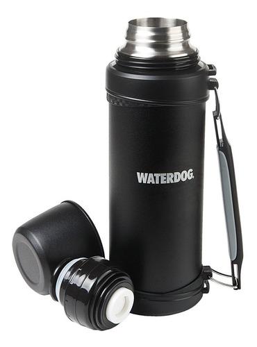 Termo Waterdog 1 Litro Manija Acero Inox Color Homologado