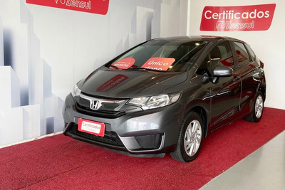 Honda Fit Fit Dx 1.5 Flexone 16v 5p Aut.