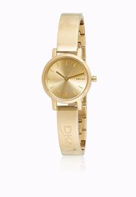 6393e7238d2e Reloj Dkny Dama Dorado Original - Reloj para de Mujer DKNY en ...